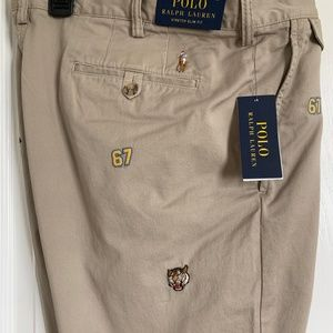 """Polo by Ralph Lauren """"The Polo Chino"""" embroidered"""